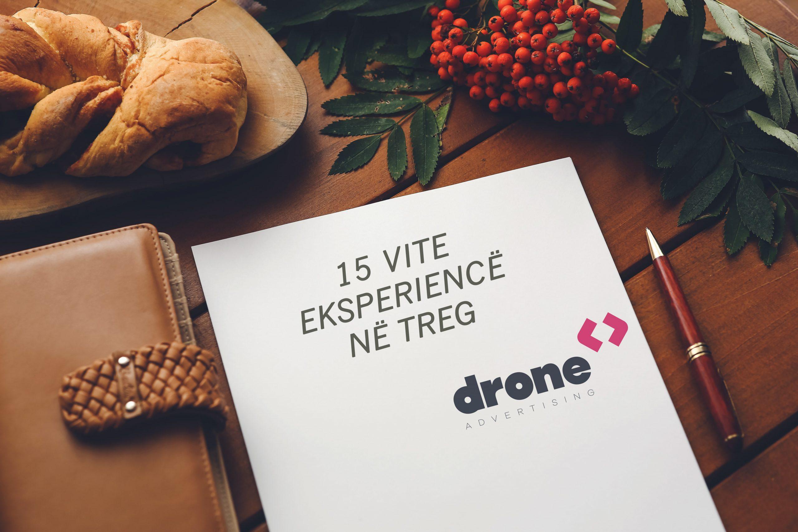 historiku i drone
